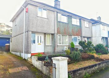 3 bed semi-detached house for sale in Dudley Road, Plympton, Plymouth PL7