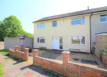 4 bed end terrace house for sale in Chaucer Way, Hitchin SG4