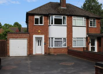 Thumbnail 3 bed semi-detached house to rent in Maxstoke Gardens, Tachbrook Road, Leamington Spa