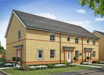 Thumbnail 3 bedroom town house for sale in Alexander Gate, Off Waterloo Road, Hanley, Stoke-On-Trent