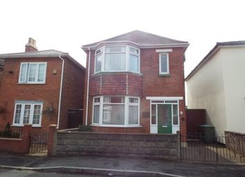 Thumbnail 3 bed detached house for sale in Albany Road, Southampton