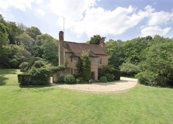 Thumbnail 5 bed detached house for sale in Brickhouse Hill, Eversley, Hook, Hampshire