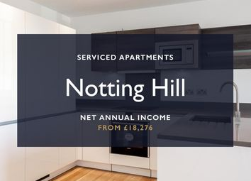 Thumbnail 1 bedroom flat for sale in Notting Hill, London
