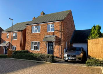 3 bed detached house for sale in Chapel Close, Harlington, Dunstable LU5