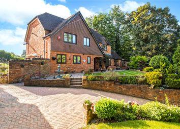 Thumbnail 4 bed detached house for sale in Solesbridge Lane, Chorleywood, Rickmansworth, Hertfordshire