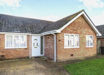 Thumbnail 4 bed semi-detached bungalow for sale in Sanderling Close, Mildenhall, Bury St. Edmunds