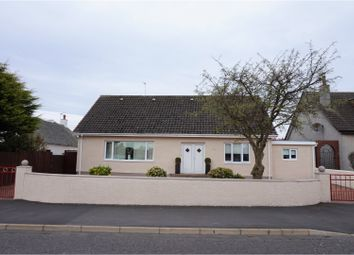 Thumbnail 4 bed detached bungalow for sale in Dykesmains Road, Saltcoats