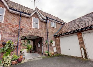 Thumbnail 4 bedroom link-detached house for sale in St. Andrew Mews, St. Andrew Street, Hertford