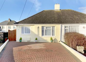 Thumbnail 2 bed semi-detached house for sale in Quarry Park Avenue, Plymstock, Plymouth