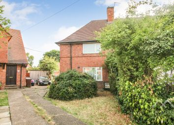 Thumbnail 3 bed end terrace house for sale in Abingdon Square, Nottingham