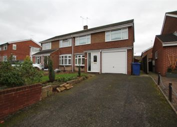 Thumbnail Semi-detached house for sale in Alexandra Road, Burton-On-Trent