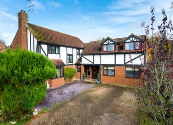 Thumbnail 5 bedroom detached house for sale in The Shrubbery, Hemel Hempstead