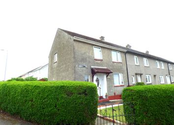 Thumbnail 3 bed end terrace house for sale in Mull Avenue, Port Glasgow
