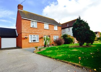 Thumbnail 4 bed detached house for sale in Hopkins Mead, Chelmer Village, Essex