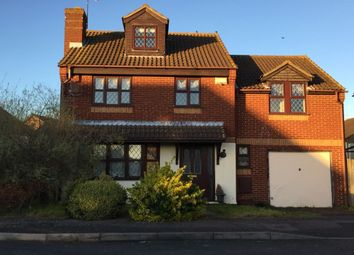Thumbnail 5 bed detached house for sale in Beauvoir Drive, Kemsley, Sittingbourne