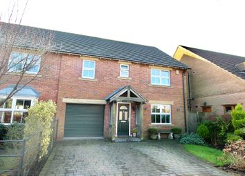 Thumbnail 4 bed semi-detached house for sale in Orchard End, Hemingbrough