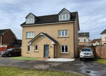 Thumbnail 3 bed semi-detached house for sale in Toftcombs Avenue, Stonehouse, Larkhall