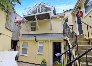 Thumbnail 2 bed maisonette for sale in Fore Street, Shaldon, Devon