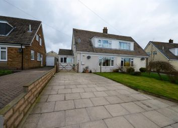 Thumbnail 2 bed semi-detached house for sale in Heath Hill Road, Mount Tabor, Halifax
