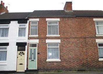 Thumbnail 2 bedroom terraced house for sale in Pochin Street, Croft, Leicester