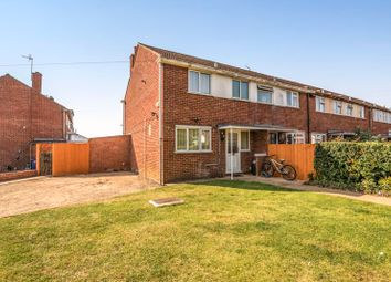 Marlborough Avenue, Kidlington OX5. 3 bed end terrace house