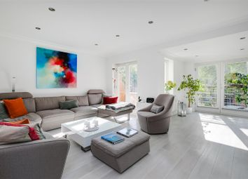 4 bed semi-detached house for sale in Ravenscourt Square, London W6