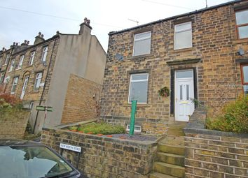 Thumbnail 2 bed end terrace house for sale in New North Road, Slaithwaite, Huddersfield