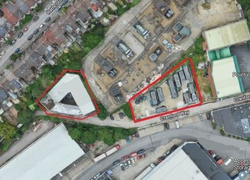 Tottenham Lane, Hornsey, London N8. Land for sale