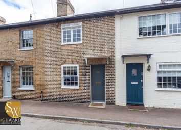 Thumbnail 2 bed cottage to rent in Warren Terrace, Hertford