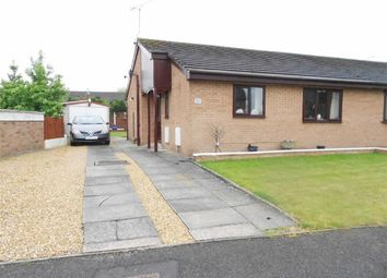 Thumbnail 2 bed semi-detached bungalow for sale in Rochester Crescent, Sydney, Crewe, Cheshire