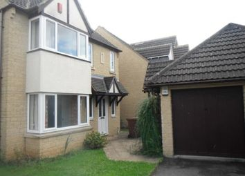 Thumbnail 3 bed detached house to rent in Riverside Drive, Chippenham