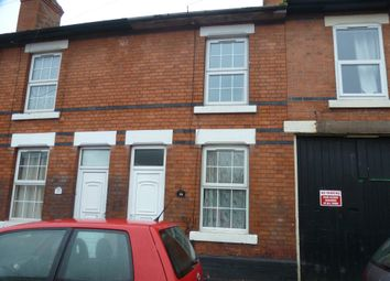 Thumbnail 4 bedroom terraced house for sale in Stockbrook Street, Derby