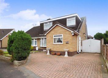 Thumbnail 3 bed detached bungalow for sale in Ashcroft Avenue, Shavington, Crewe