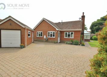 Thumbnail 3 bedroom bungalow for sale in Low Road, Thurlton, Norwich