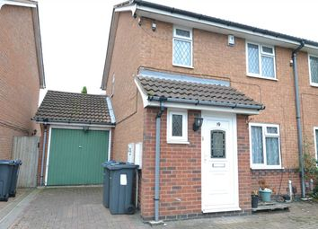 Thumbnail 3 bed semi-detached house to rent in Larchfield Close, Handsworth Wood, Birmingham
