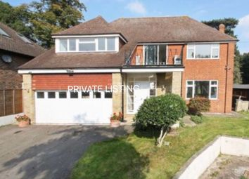 Thumbnail 4 bed detached house to rent in Albion Hill, Loughton, Loughton