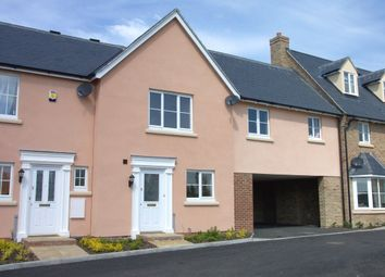 Thumbnail 3 bed semi-detached house for sale in Mandeville Walk, Flitch Green, Dunmow