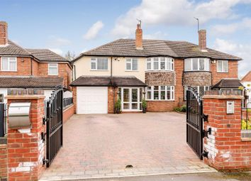 Thumbnail 4 bed semi-detached house for sale in Malthouse Lane, Earlswood, Solihull