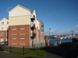 Thumbnail 2 bed shared accommodation to rent in Chirton Dene Quay, North Shields