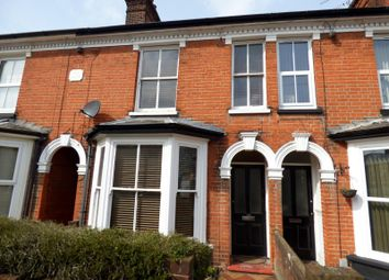 Thumbnail 3 bed end terrace house to rent in Richmond Road, Ipswich