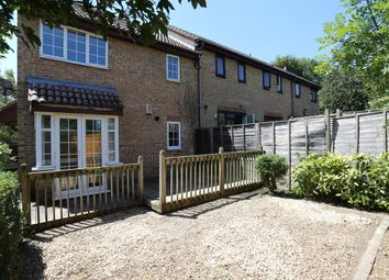 Thumbnail 1 bed end terrace house to rent in Dryden Close, Fareham
