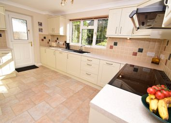 Thumbnail 4 bed detached house for sale in Edmonton Way, Oakham, Rutland