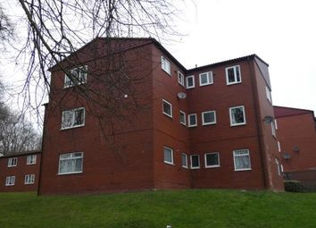 Thumbnail 3 bed flat for sale in Hall Park Close, Littleover, Derby, Derbyshire