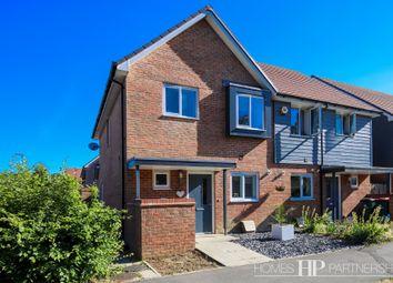 3 bed semi-detached house for sale in Breezehurst Drive, Bewbush, Crawley RH11