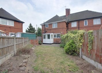 Thumbnail 3 bed semi-detached house for sale in Sixth Avenue, Edwinstowe, Mansfield, Nottinghamshire