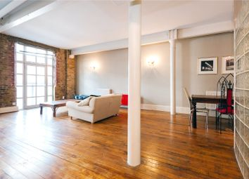 Thumbnail 1 bed flat to rent in Dingley Place, London