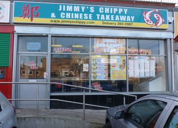 Thumbnail Commercial property for sale in Jimmy's Chinese Takeaway, 93A Benfield Road, Benton