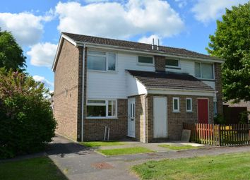 3 bed semi-detached house for sale in Evenlode Close, Grove, Wantage OX12