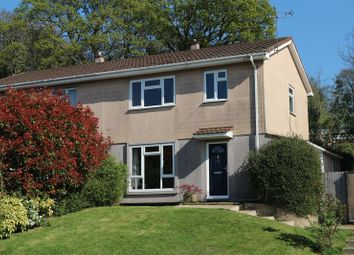 Thumbnail 3 bed semi-detached house for sale in Glenfield Crescent, Southampton
