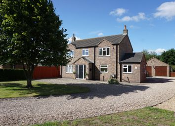 Thumbnail 3 bed detached house for sale in Warren Road, North Somercoates